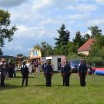 Feuerwehrfest in Schünow