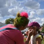 Kinderschminken in Schünow